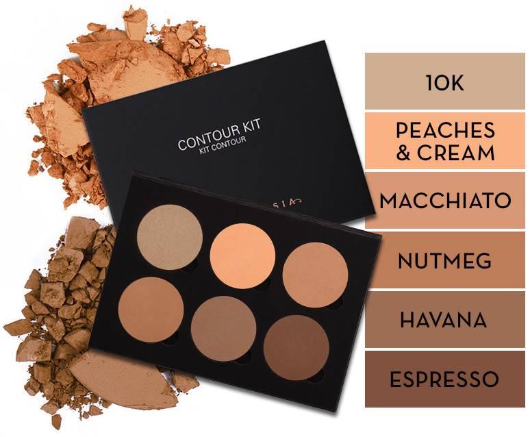 Anastasia Beverly Hills Contour Kit Powder - Medium/Tan