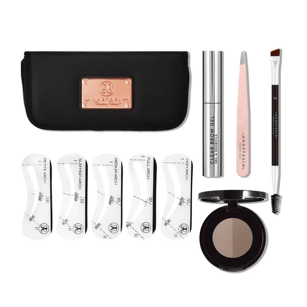 Anastasia Beverly Hills 5 pieces kit - Medium Brown