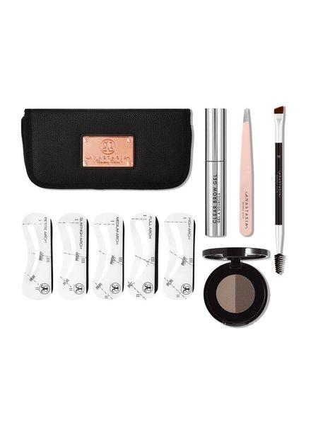 Anastasia Beverly Hills 5 pieces kit - Dark Brown