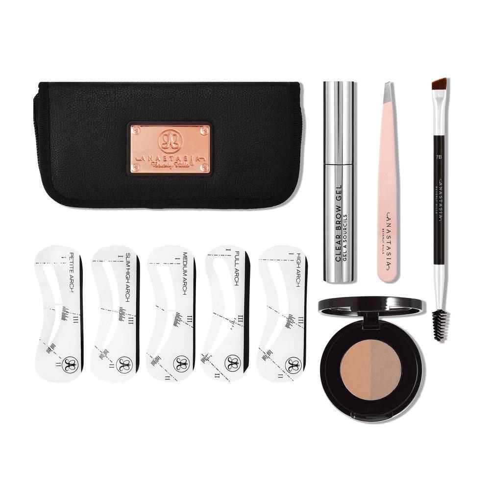 Anastasia Beverly Hills 5 pieces kit - Caramel
