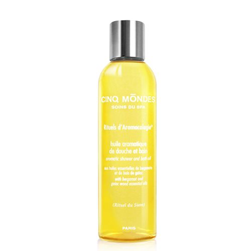 Cinq Mōndes Phyto-Aromatic Shower&Bath Oil - Siam - 200 ML