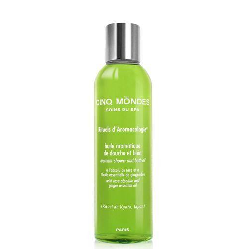 Cinq Mōndes Phyto-Aromatic Shower&Bath Oil - Kyoto - 200 ML