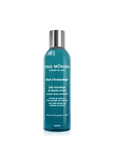 Cinq Mōndes Phyto-Aromatic Shower&Bath Oil - Bengalore - 200 ML