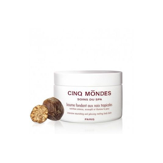 Cinq Mōndes Tropical Nuts Melting Body Balm - 200 ML