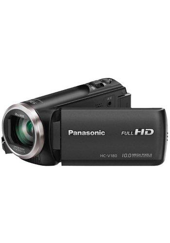 Panasonic HC-V180 camera