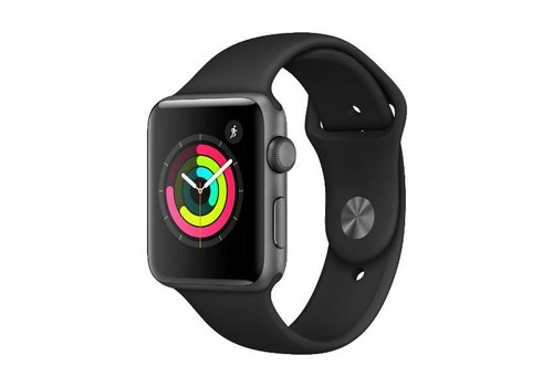 Apple Watch Series 3 42mm sportbandje