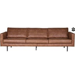 Be Pure Home Rodeo Sofa 3-Sitzer Cognac