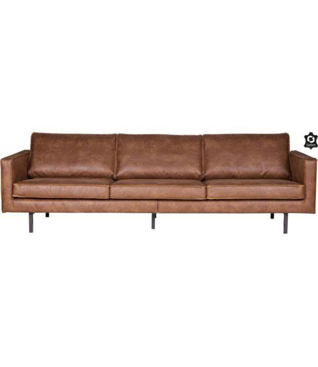 Be Pure Home Rodeo Sofa 3-Sitzer Cognac