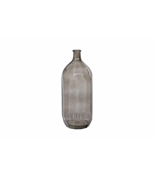 Be Pure Home Zeppelin Glasvase Taupe