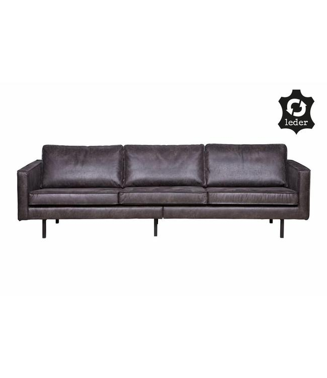 Be Pure Home BePureHome Rodeo Sofa 3-Sitzer Schwarz