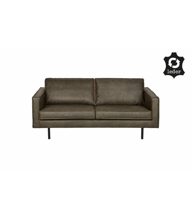 Be Pure Home BePureHome Rodeo Sofa 2,5-Sitzer Army Green