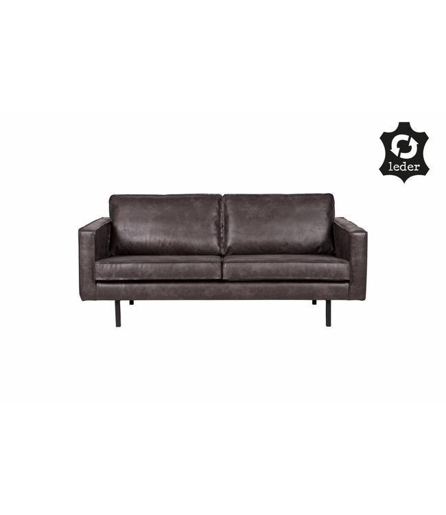 Be Pure Home BePureHome Rodeo Sofa 2,5-Sitzer Schwarz