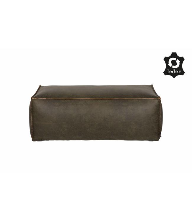 Be Pure Home Rodeo Hocker Army Green