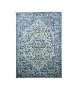 By-Boo Teppich Medalion Blau - 170 x 240 cm