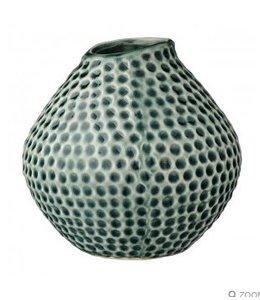 Bloomingville Dunkel Grüne Vase Bloomingville