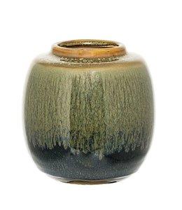 Bloomingville Deco Vase Grün