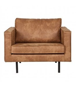 Be Pure Home Rodeo Sessel 1,5-Sitzer Cognac