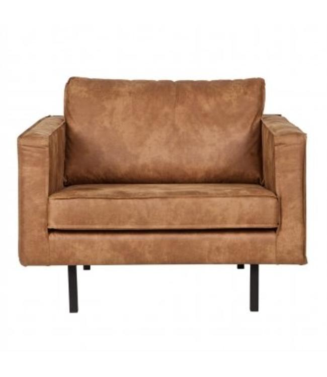 Be Pure Home BePureHome Rodeo Sessel 1,5-Sitzer Cognac