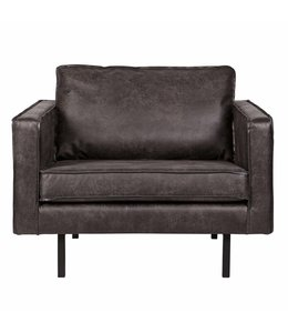 Be Pure Home Rodeo Sessel 1,5-Sitzer Schwarz