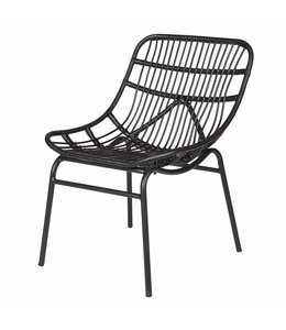 Be Pure Home Chat Sessel Schwarz