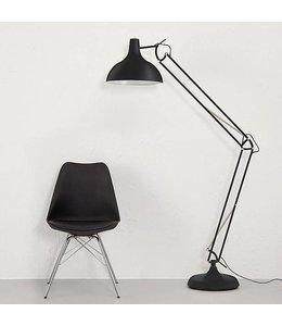 Zuiver Stehlampe Office Schwarz