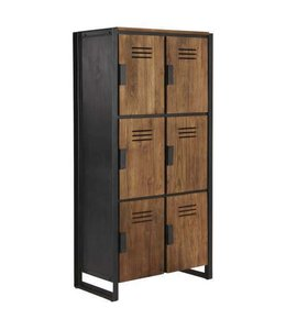 Fendy Collection Locker - 6 Türe