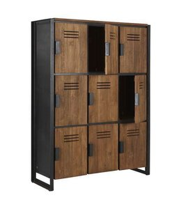 Fendy Collection Locker - 9 Türe