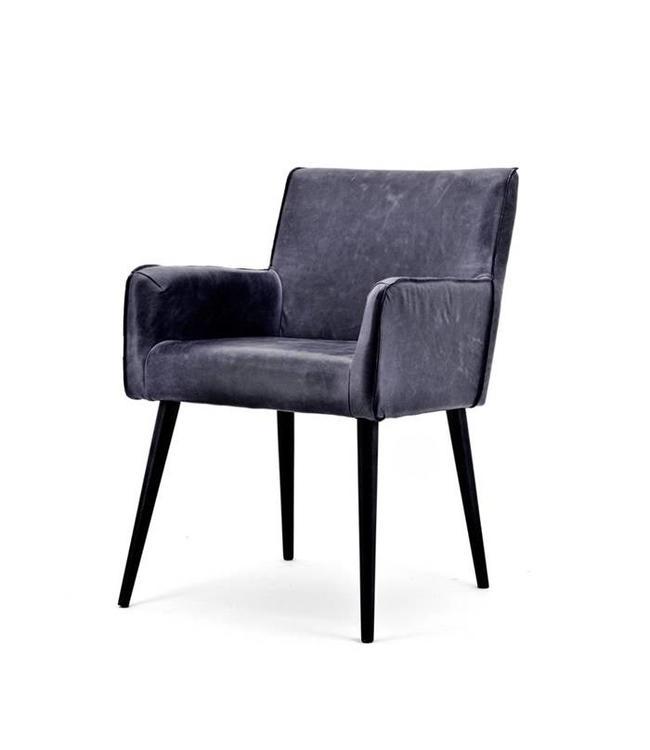 Stuhl Mila - Schwarz