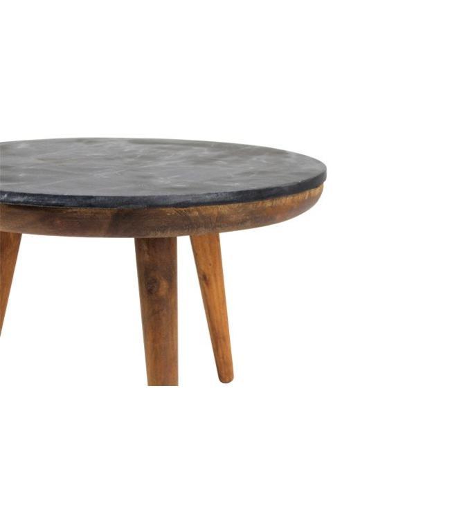 tisch marmor schwarz medium my dutch living room. Black Bedroom Furniture Sets. Home Design Ideas