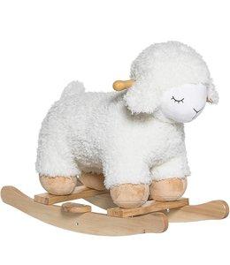 Bloomingville Schaukeltier Schaf