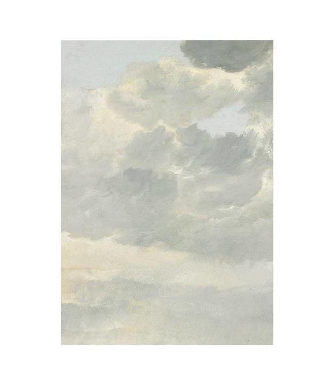 KEK Golden Age Clouds I Tapete