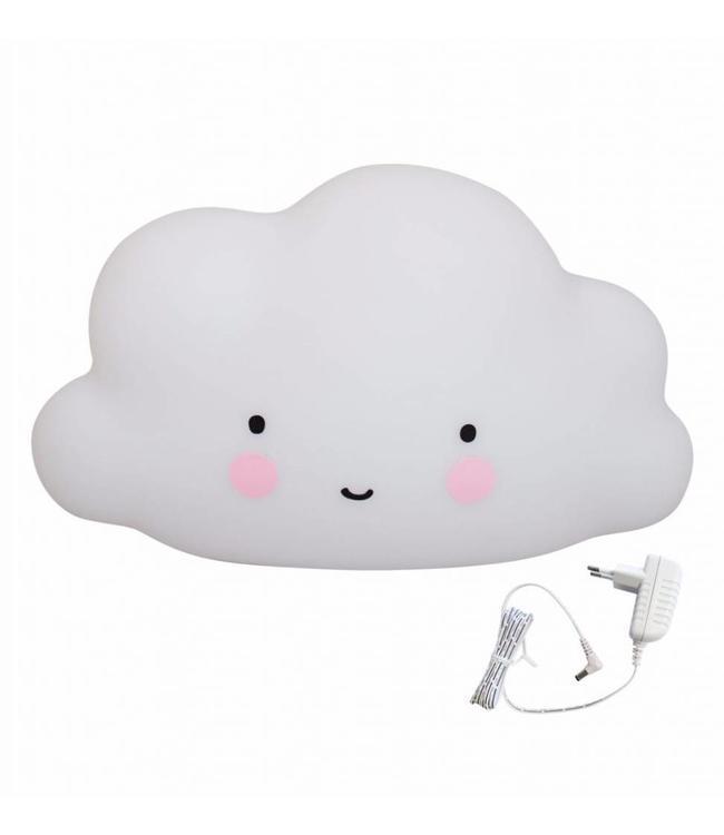 A Little Lovely Company Großes Licht Wolke