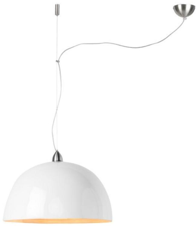 Pendelleuchte Halong - Weiß