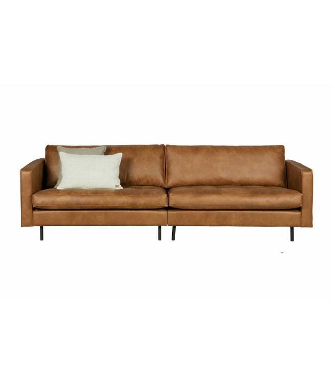 Be Pure Home Rodeo Classic Sofa 3-seater Cognac