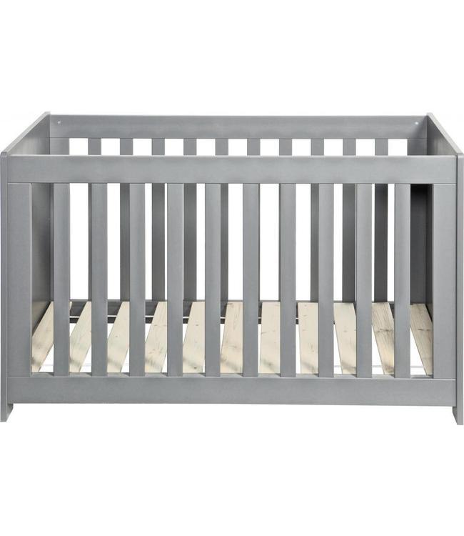 Babybett New Life - Grau