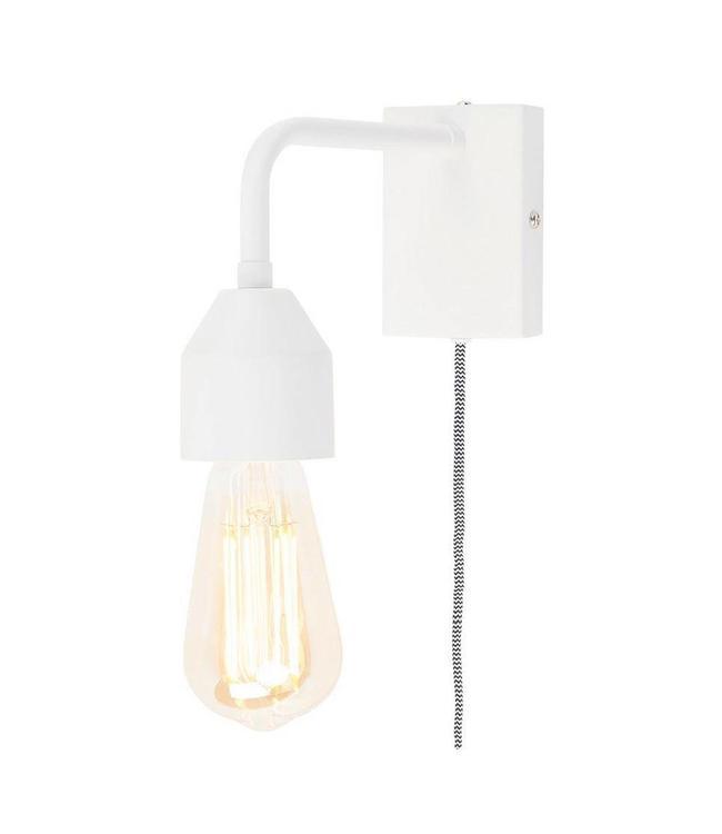 Wandlampe Madrid - Weiß