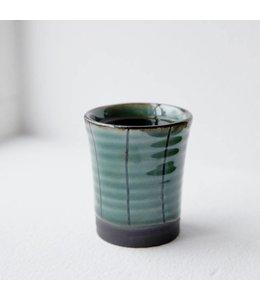 House Doctor Espresso tasse/Eierbecher Grün 3 Stk. - Farbe 6