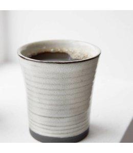House Doctor Espresso tasse/Eierbecher Sand 3 Stk. - Farbe 8