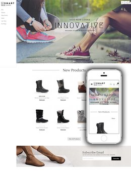 Theme_SmartEye Smartshoes