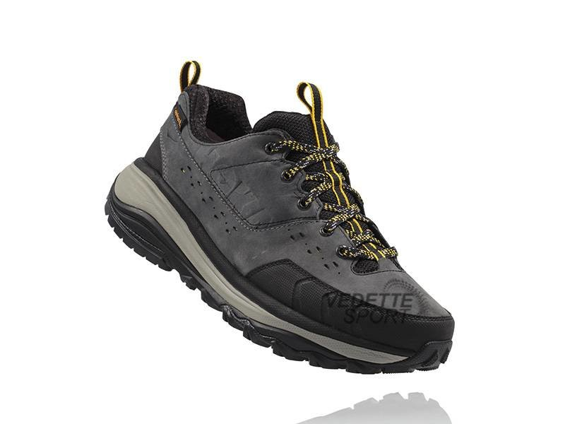 HOKA ONE ONE Tor Summit WP Wandelschoenen Grey