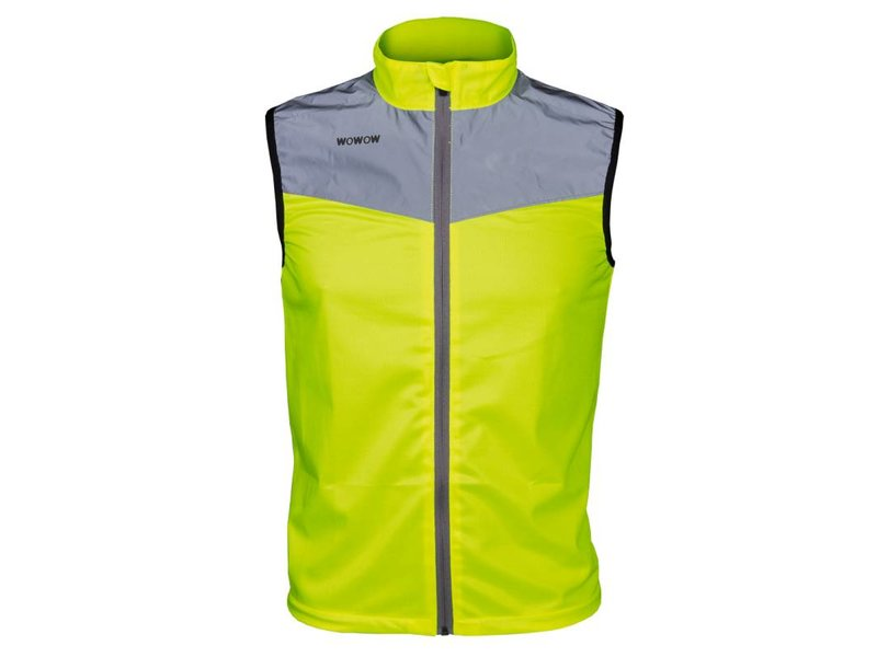 WOWOW 20K Runner fluo jacket