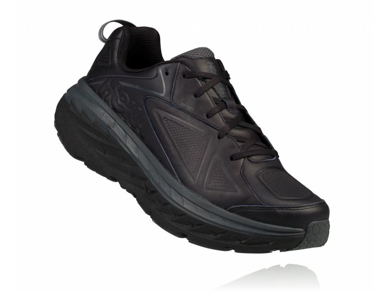HOKA ONE ONE Bondi 5 Leather Damesloopschoenen