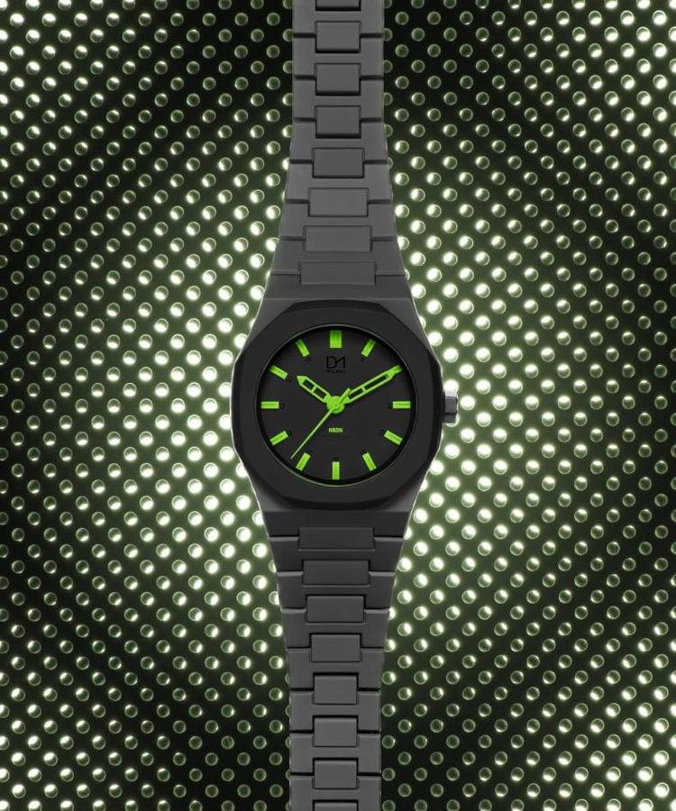 D1 MILANO D1 MILANO WATCH NEON COLLECTION