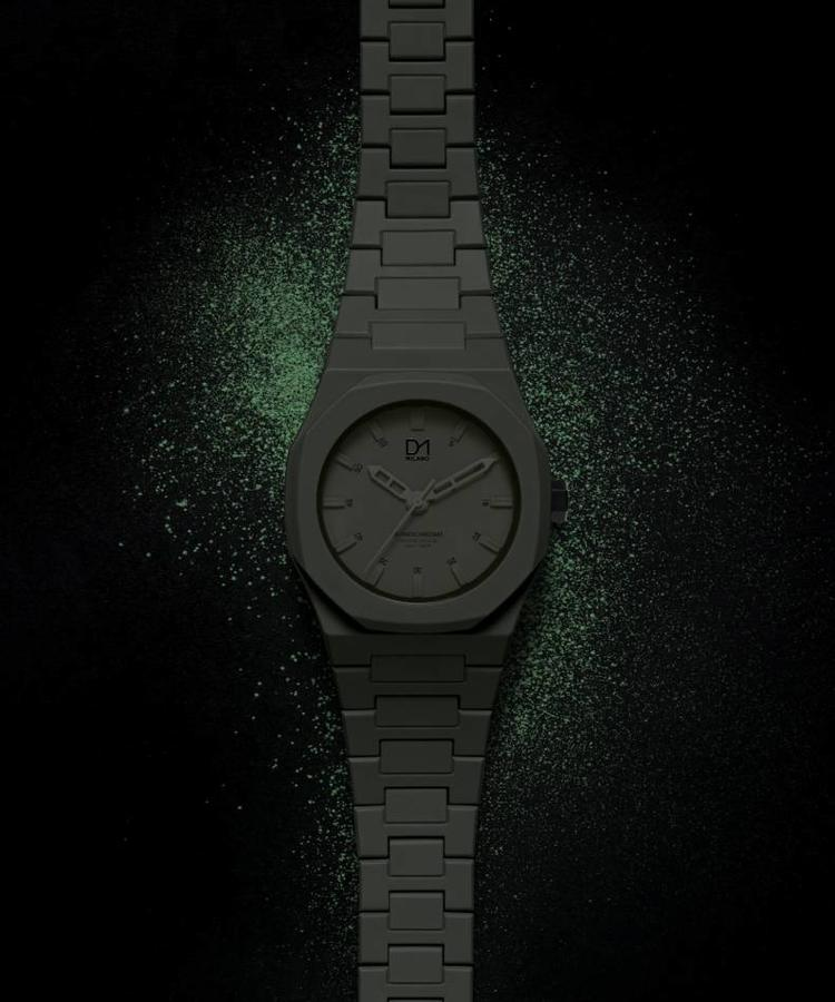 D1 MILANO D1 MILANO WATCH MONOCHROME COLLECTION
