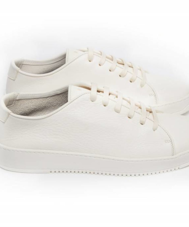 ANDREA ZORI ANDREA ZORI SANDSTONE LOW TOP SOFT LEATHER SNEAKER