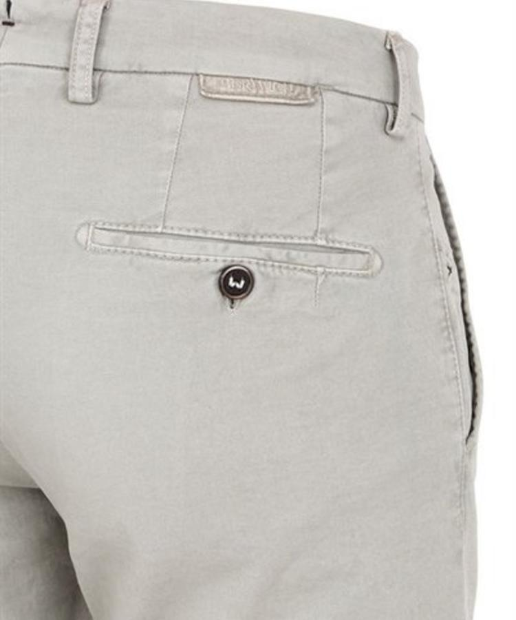 BERWICH BERWICH LIGHT GREY ELEGANT PANTALON