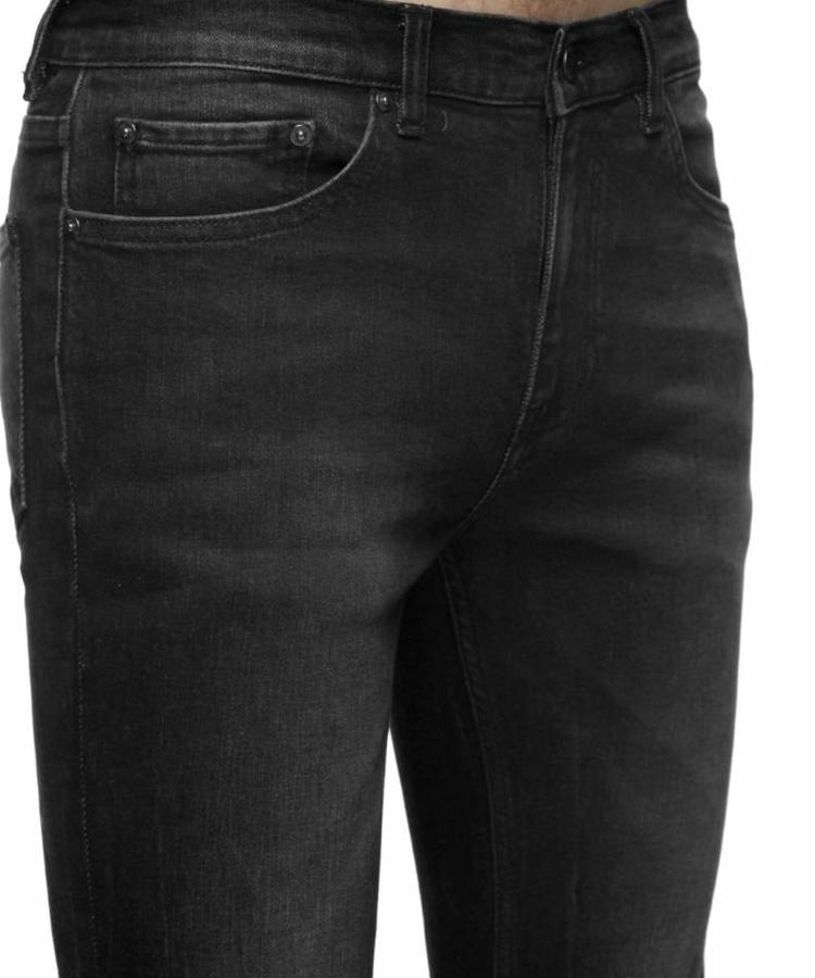 BLK DNM NYC BLK DNM FLEET BLACK STRETCH JEANS