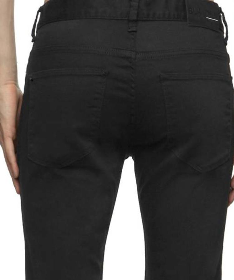BLK DNM NYC BLK DNM LINDEN BLACK STRETCH JEANS