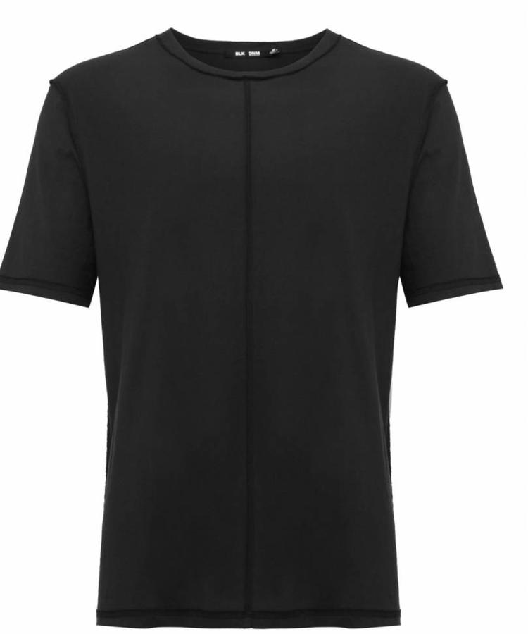 BLK DNM NYC BLK DNM PIMA COTTON BLACK T-SHIRT