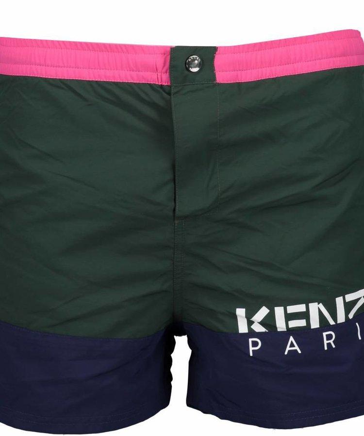 KENZO KENZO SWIM SHORT PINK